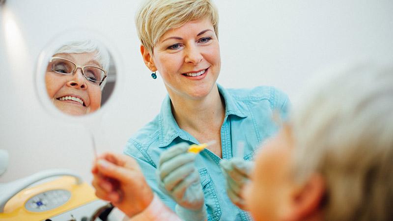 Zahngesundheit Praxis Krück & Beckmann